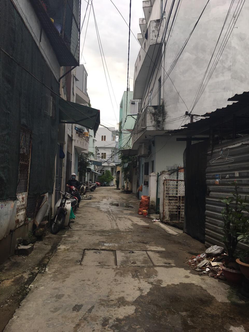 bán đất kiệt Nguyễn Hữu Thọ