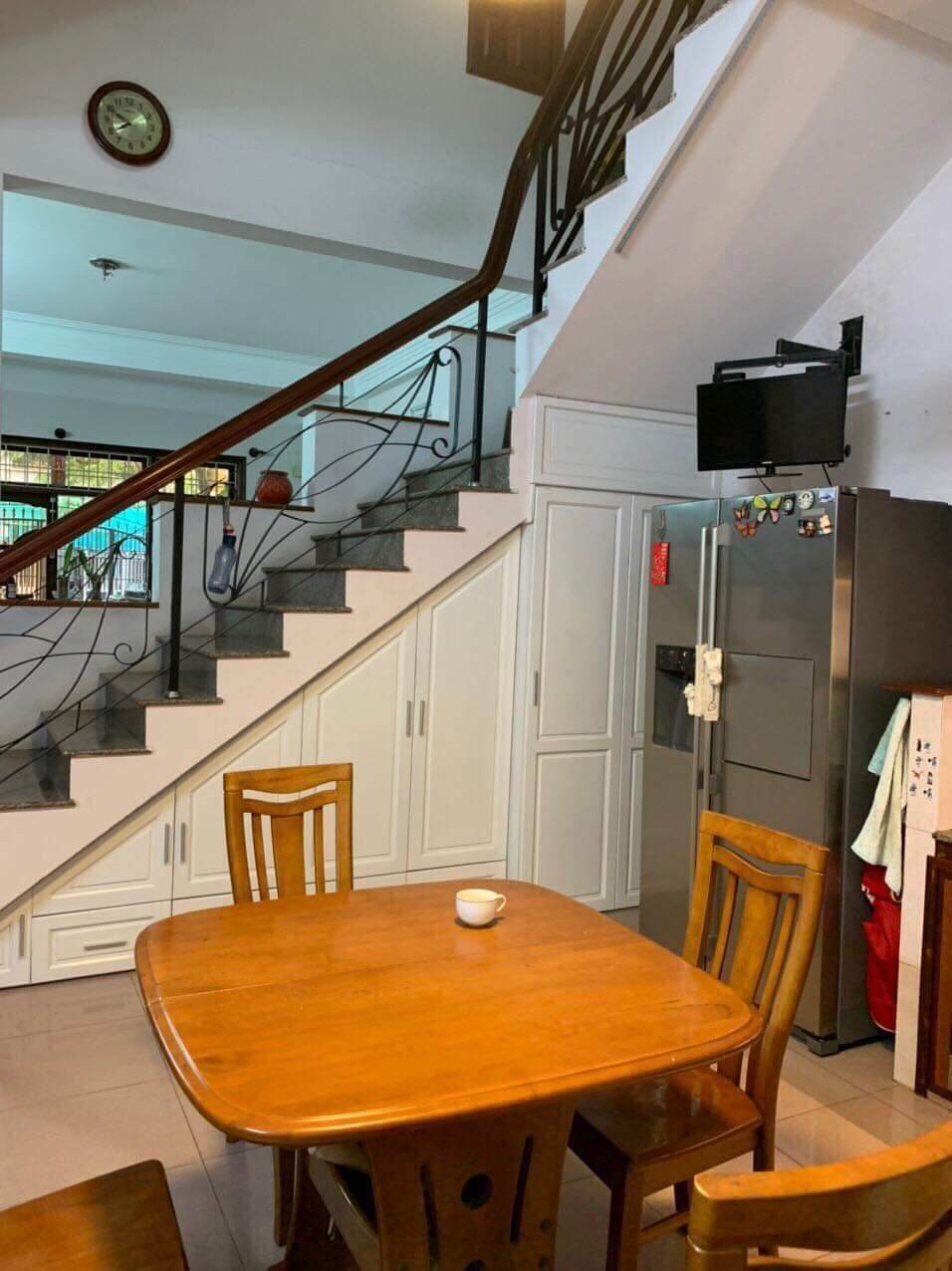 phòng ăn nhà An Hải 1