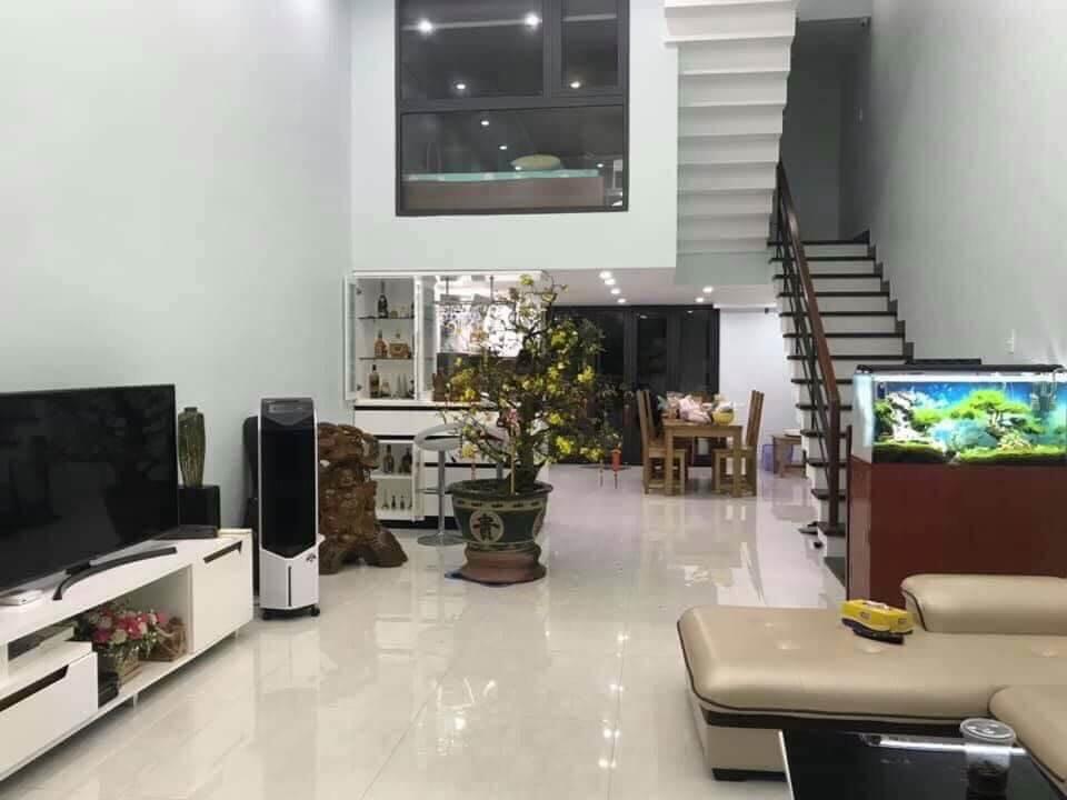 phòng khách nhà bán đường Hà Huy Giáp - Hải Châu - Đà Nẵng