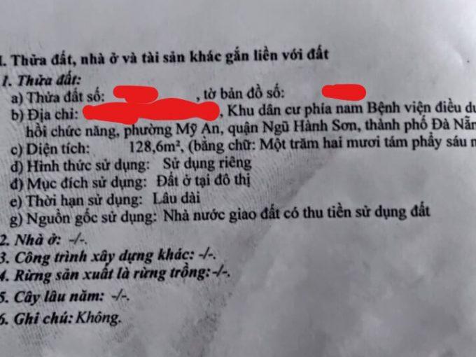 bán đất đường Bà Huyện Thanh Quan