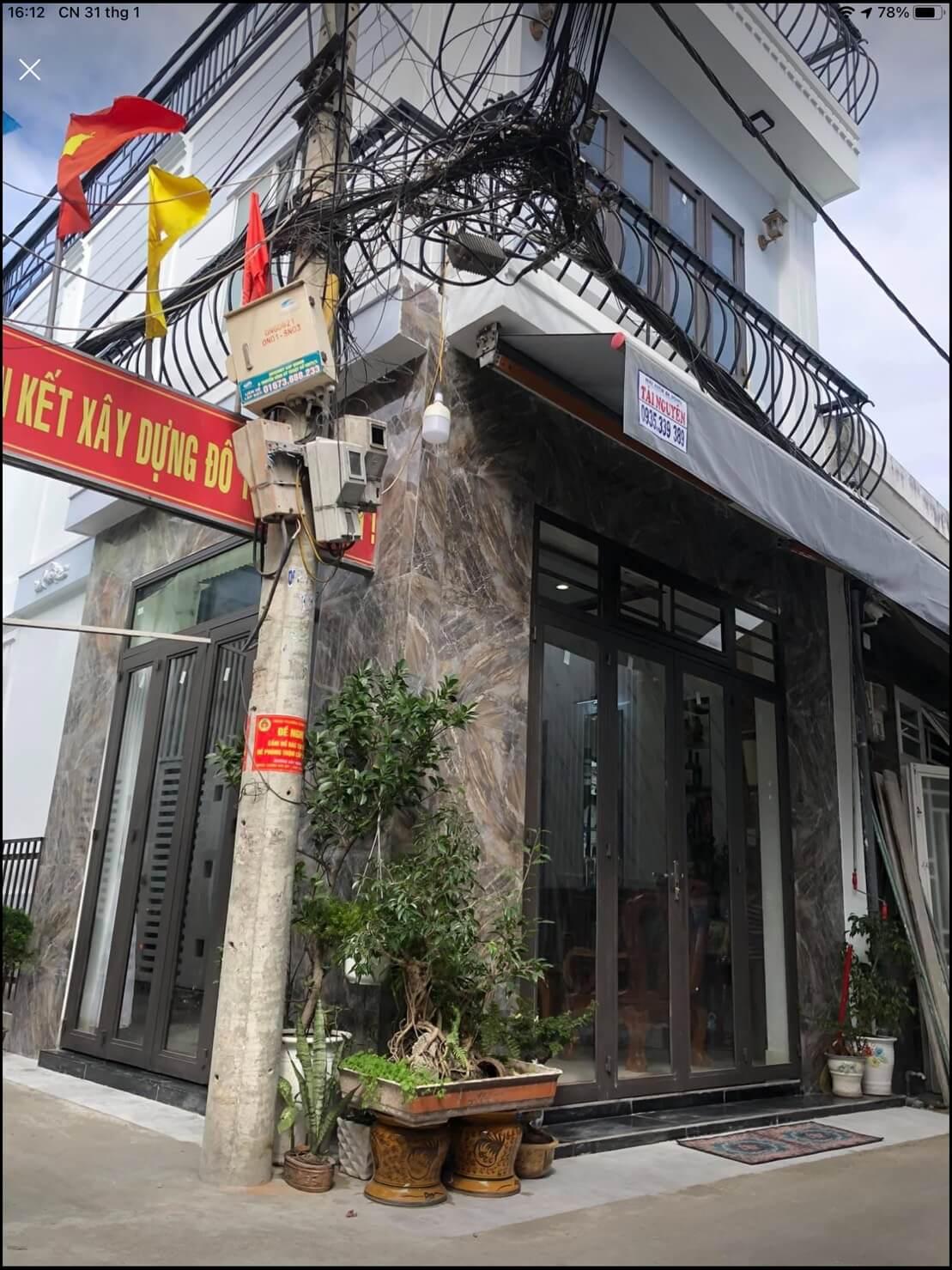 Bán Nhà Kiệt Thái Thị Bôi – Đà Nẵng | Trần Minh BĐS