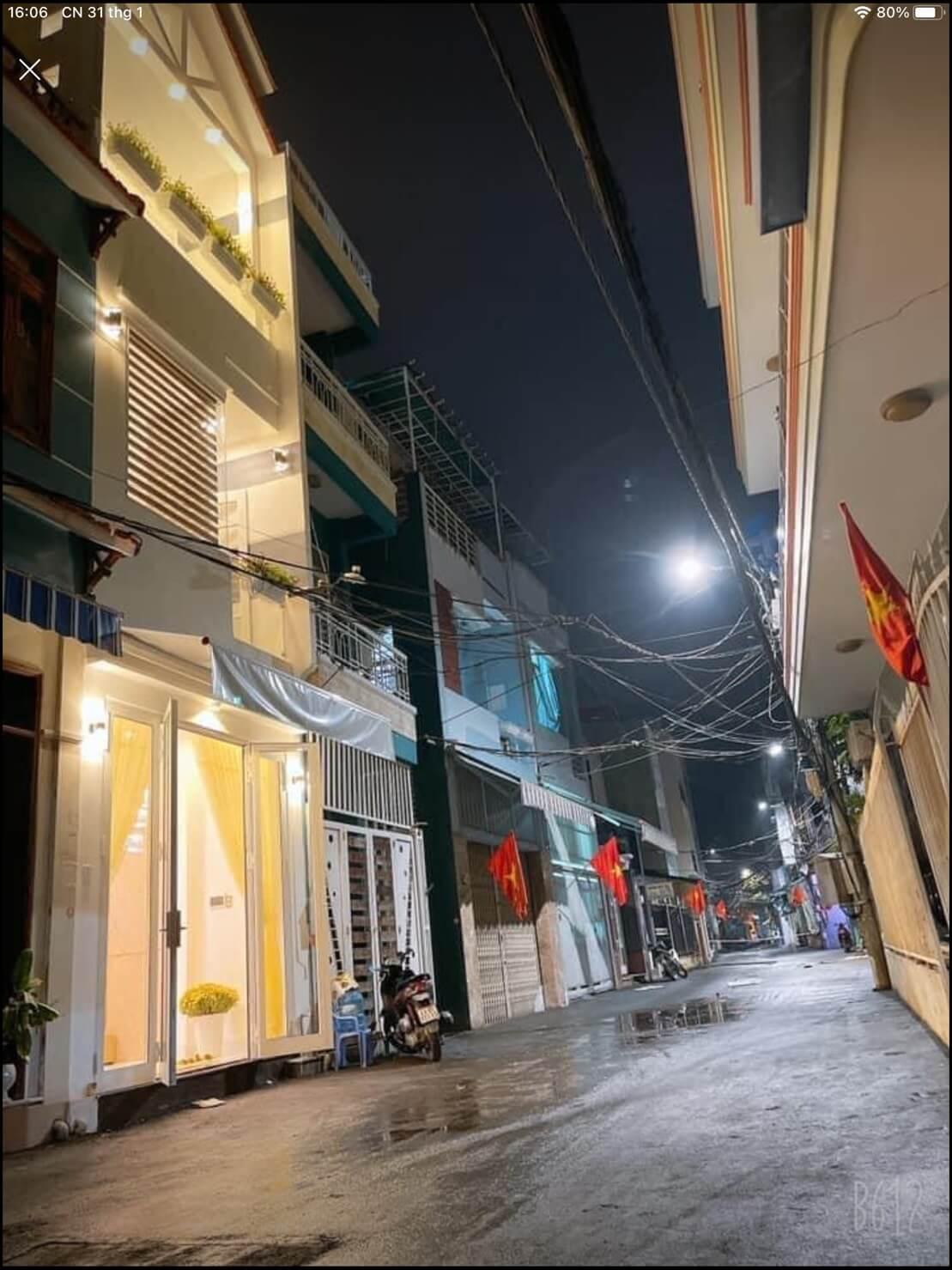 nhà đường Hàn Mạc Tử