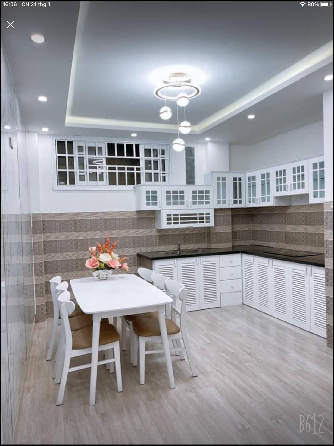 phòng bếp nhà Hàn Mạc Tử
