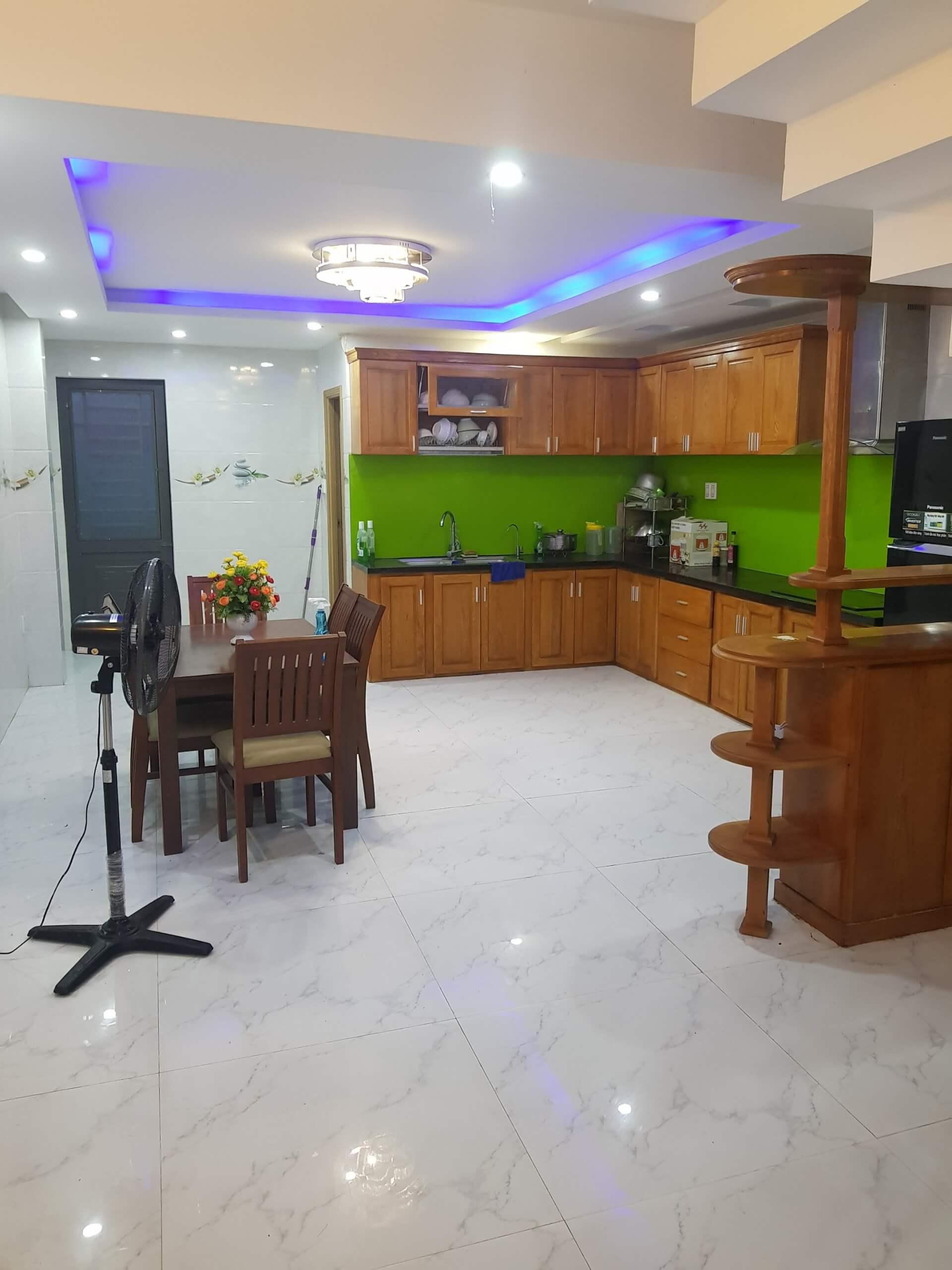 phòng bếp nhà đường Đoàn Khuê - Ngũ Hành Sơn - Đà Nẵng