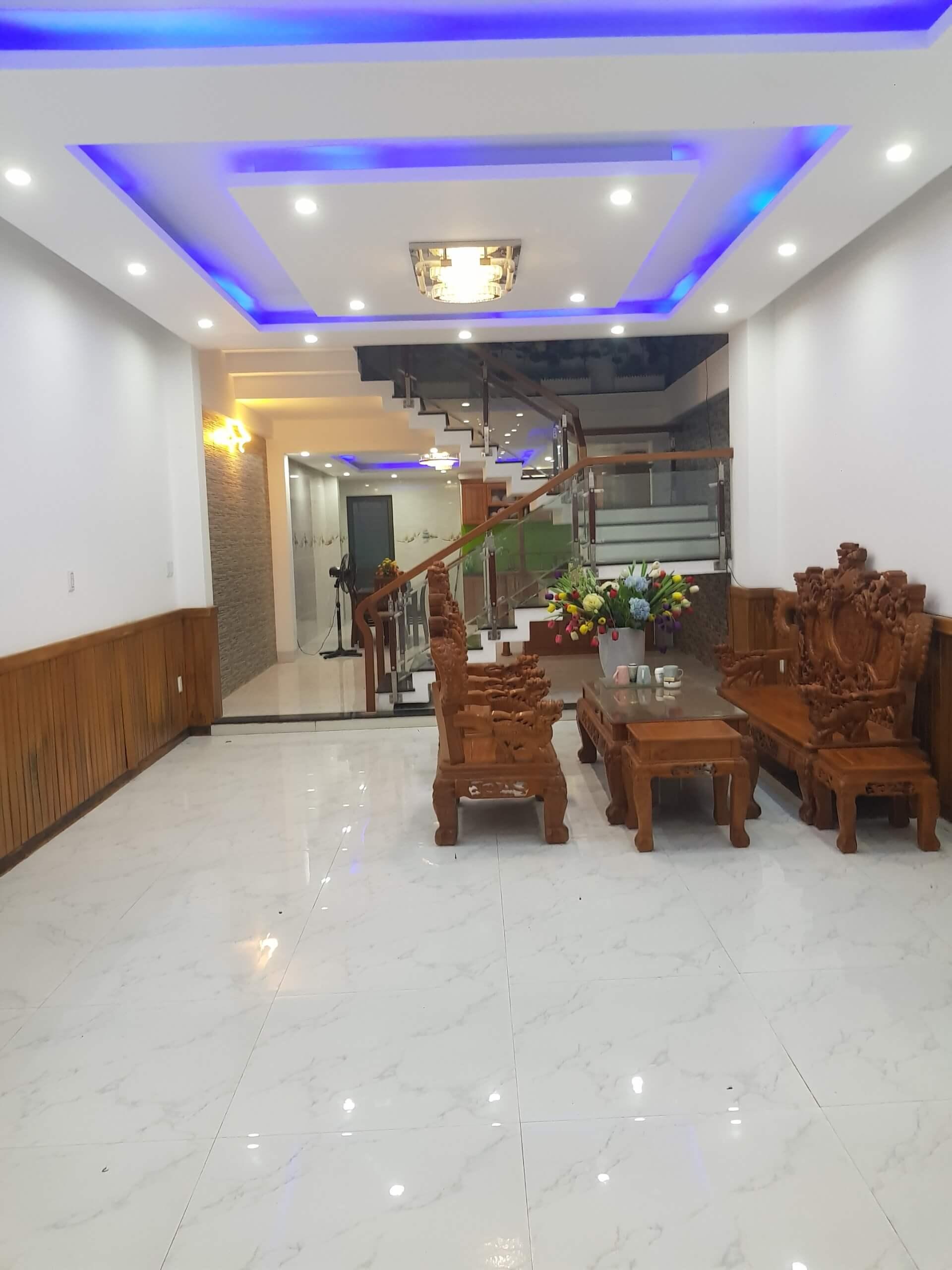phòng khách nhà đường Đoàn Khuê - Ngũ Hành Sơn - Đà Nẵng