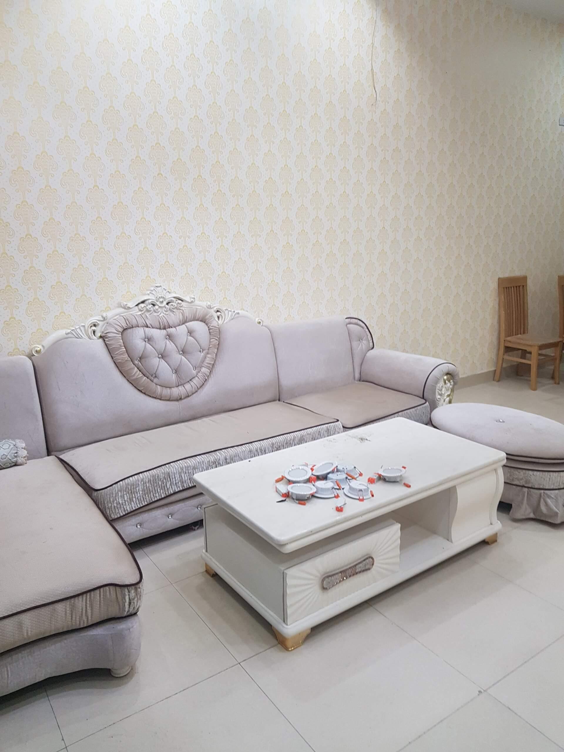 phòng khách nhà đường k20 - Ngũ Hành Sơn - Đà Nẵng