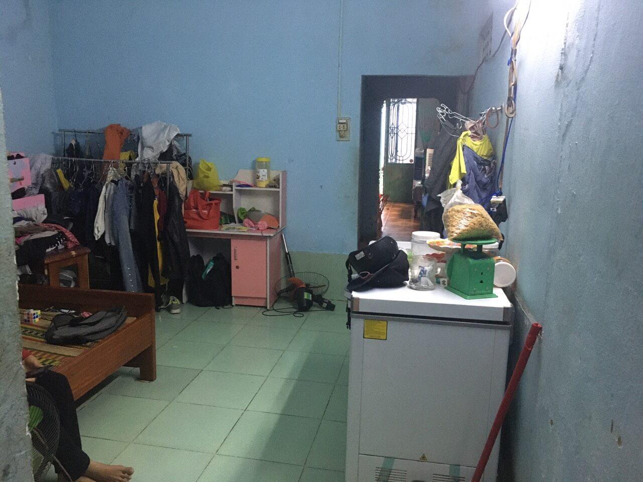 phòng ngủ nhà kiệt đường Lạc Long Quân - Liên Chiểu - Đà Nẵng