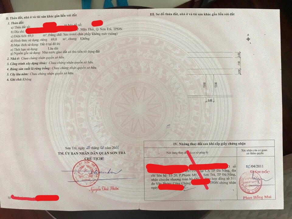 Bán Nhà Cấp 4 Đường Phùng Tá Chu – Đà Nẵng | Trần Minh BĐS