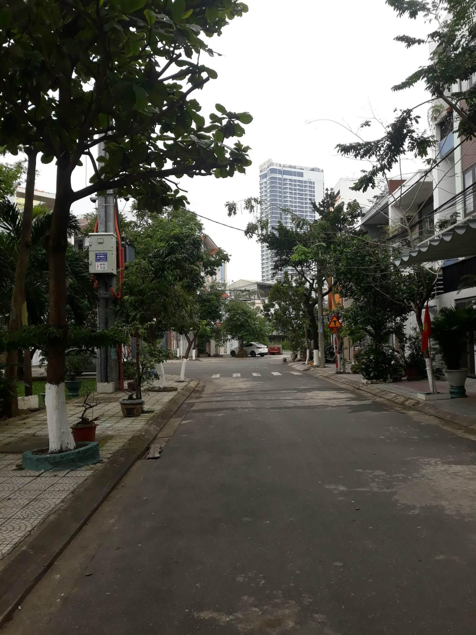view đường An Nhơn 8 - Sơn Trà - Đà Nẵng