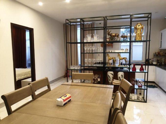 view phòng bếp biệt thự bán đường Phước Trường 2