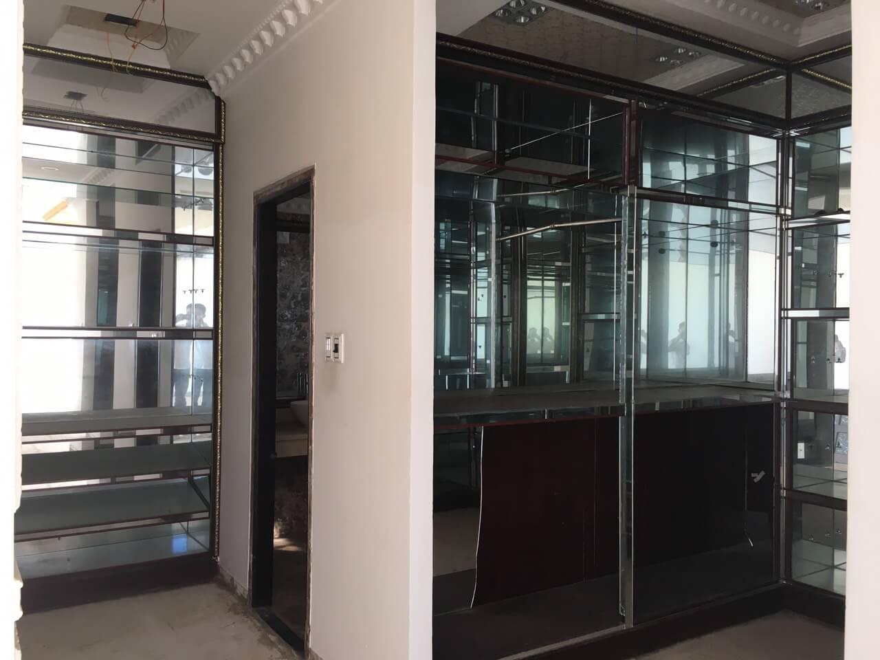 hình ảnh tầng 2 tòa nhà cho thuê Tp Đà Nẵng