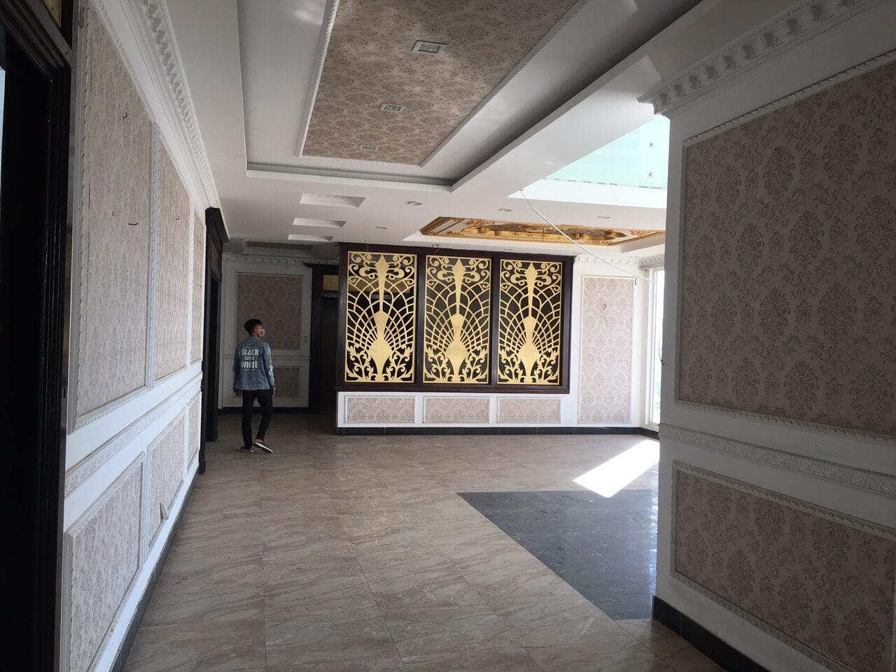 sảnh tòa nhà cho thuê Tp Đà Nẵng