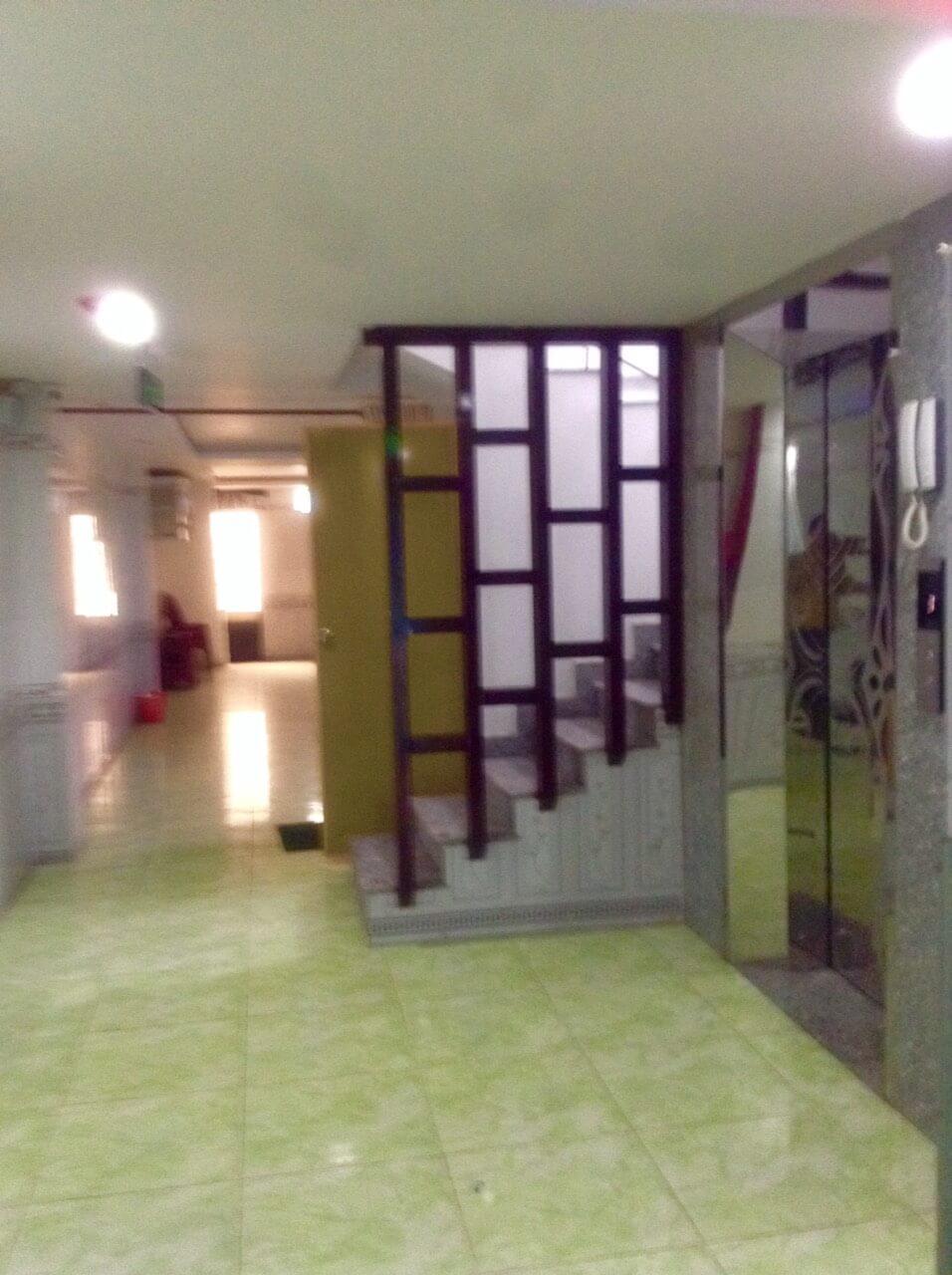 view sảnh căn hộ Thủy Sơn 5 - Hòa Hải - Ngũ Hành Sơn - Đà Nẵng