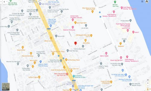 sơ đồ vị trí căn hộ Thủy Sơn 5