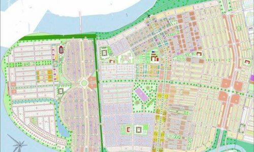 sơ đồ vị trí đất nền Hòa Xuân - Trần Minh BĐS